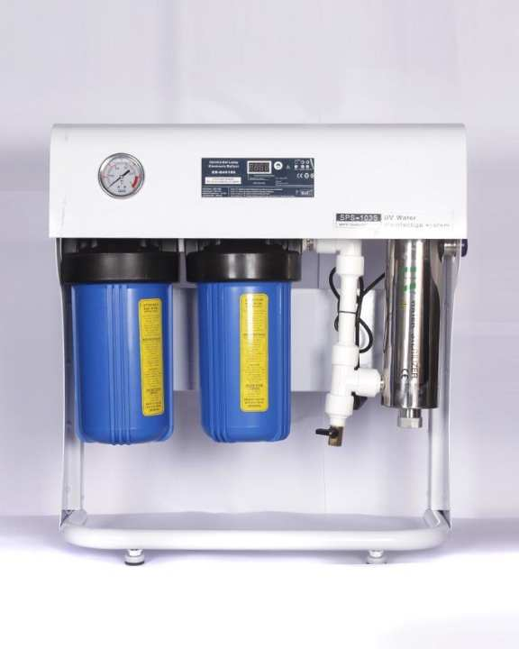 103S UV  water purification system with stand