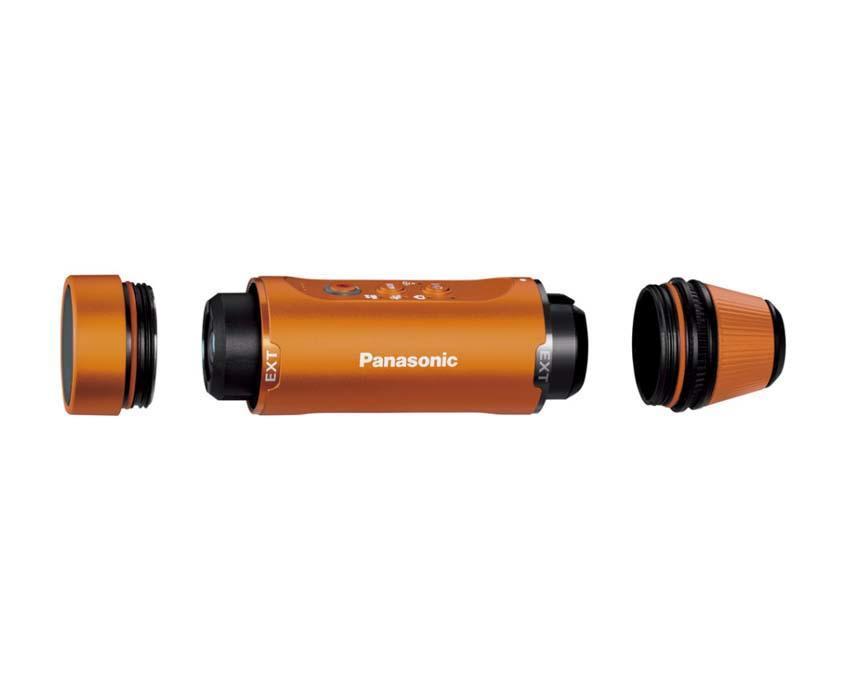 Panasonic HX-A1 Ultra-Light Wearable HD Action Camera