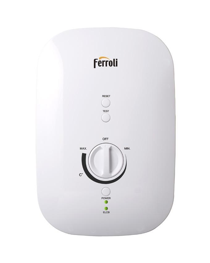 FERROLI Instant Water Heater - DIVO SSN (NORMAL)
