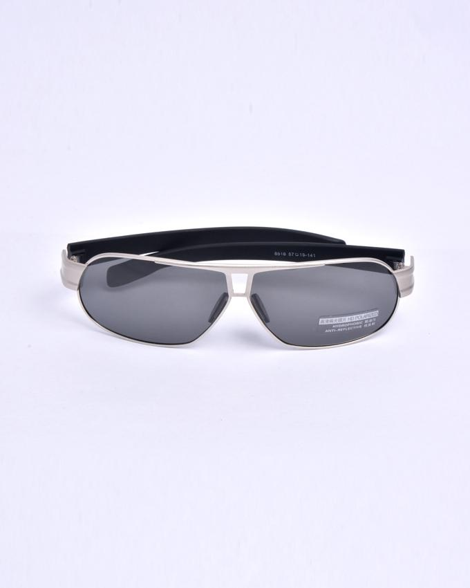 5eebb7bc37 Men Wear UV Polarized Sunglasses-Silver