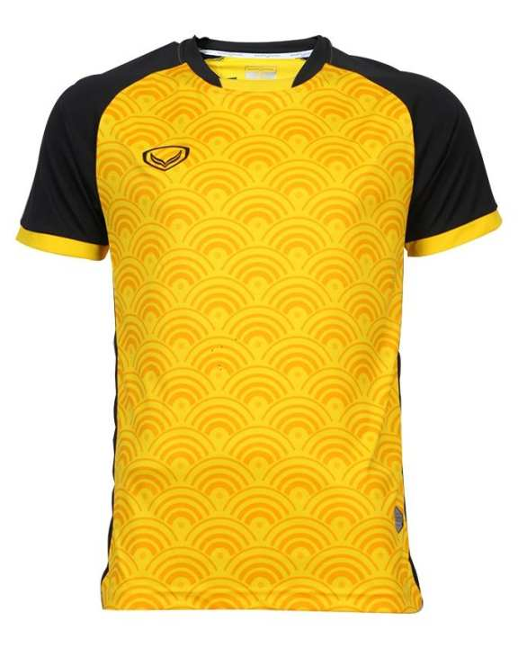 GRAND SPORT Men's Player Jersey - Yellow/S