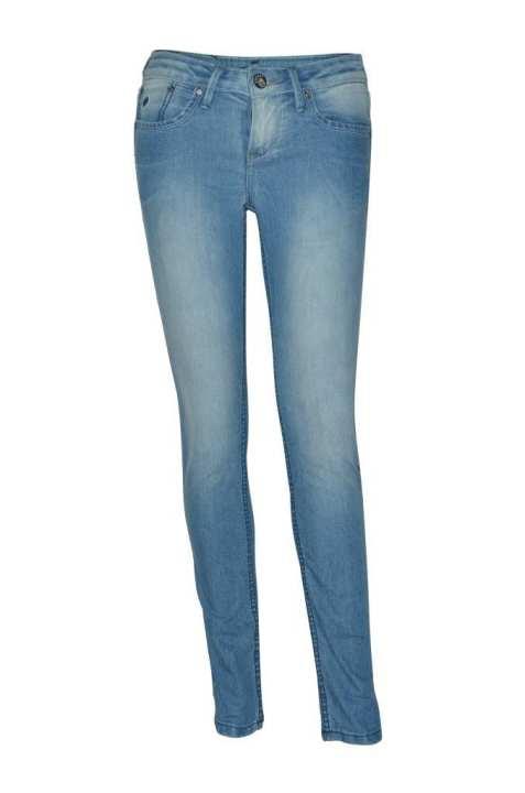 NOBODY Ladies' Wear Skinny Long Pants - Blue