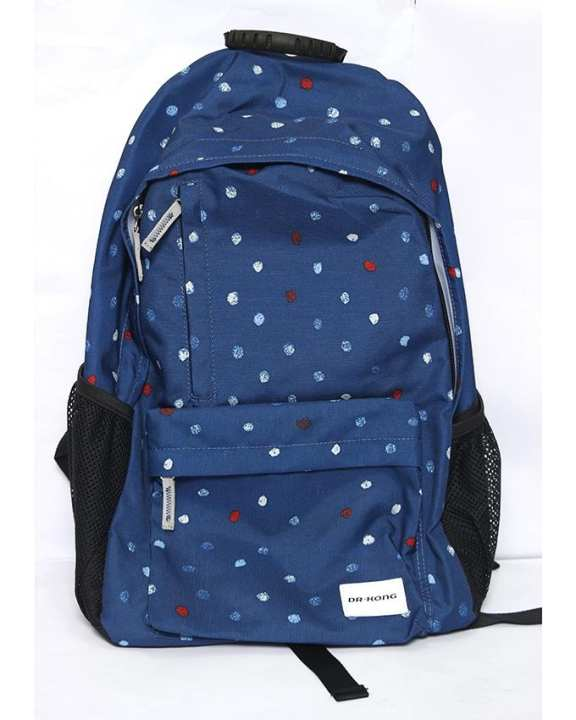 Dr Kong Backpack - Blue