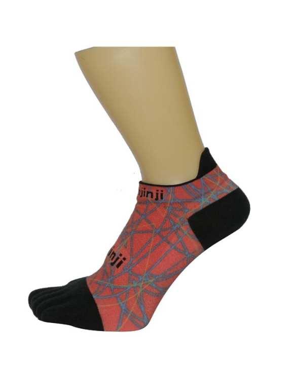 Vibram Five Finger Injinji Toes Sock - Orange