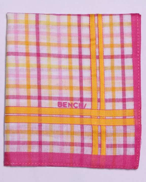 Bench Hanky - Red