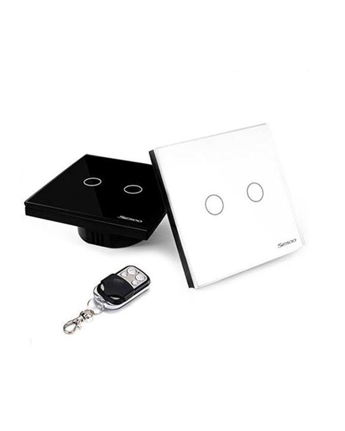 Bestie Remote Control Wall Light Switch (2G)
