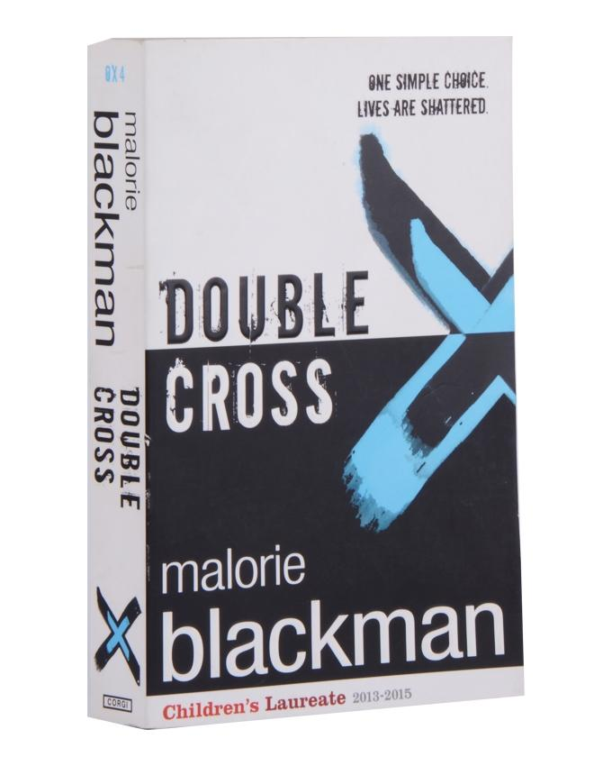Monument Double Cross (Noughts & Crosses, Book 4)