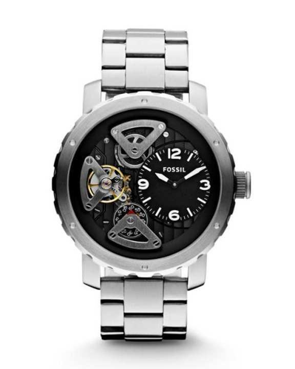 Fossil ME1132 Stainless Steel Watch – Silver