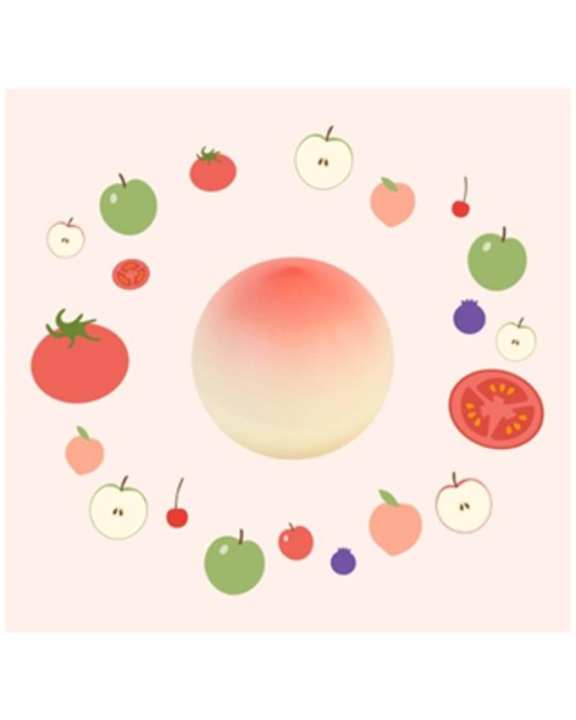 Tonymoly Mini Peach Lip Balm (7g)