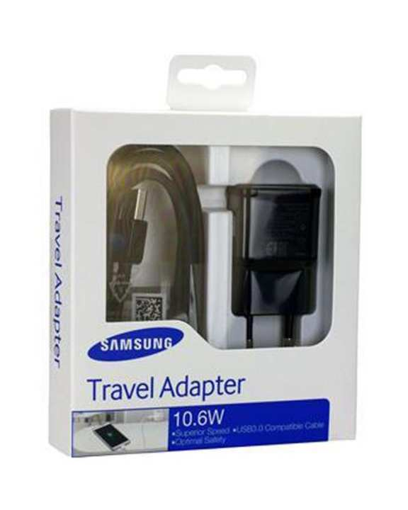 Samsung USB Travel Adapter Tab - Black