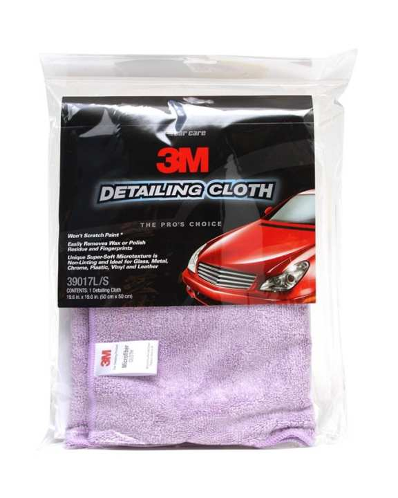 3M Detailing Cloth (50 x 50 cm)