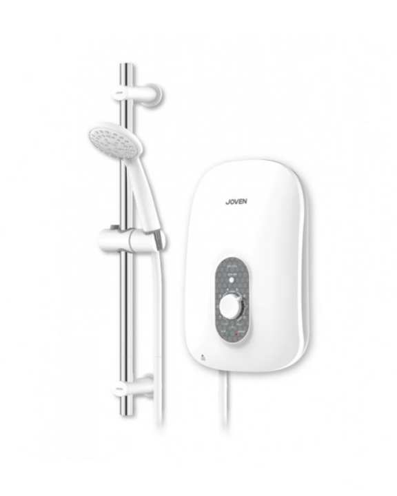 JOVEN SA15m Electronic Home Shower - White