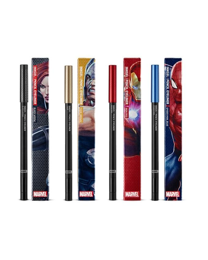 The Face Shop Ink Gel Pencil Liner Marvel  (0.5g)