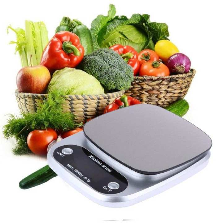 Bestie digital scale/ kitchen scale/ weight scale/ 10kg 10000g scale/ portable scale
