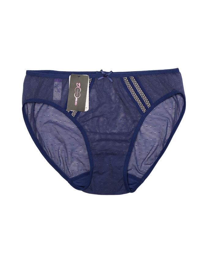 06bbd047e7190 SABINA Women s Spots Printed Doomm Doomm Panty - Navy