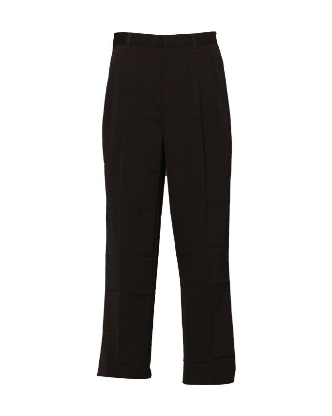 HAZARD Men's Long Straight Pants - Brown