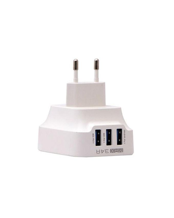 Matrix LDNIO USB 3Ports 3.4A Out Put Charger