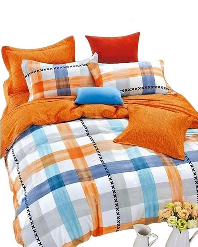 The Gift Bedding The Gift 4 Pieces Double Fitted with Quilt Cover (MS 50205)
