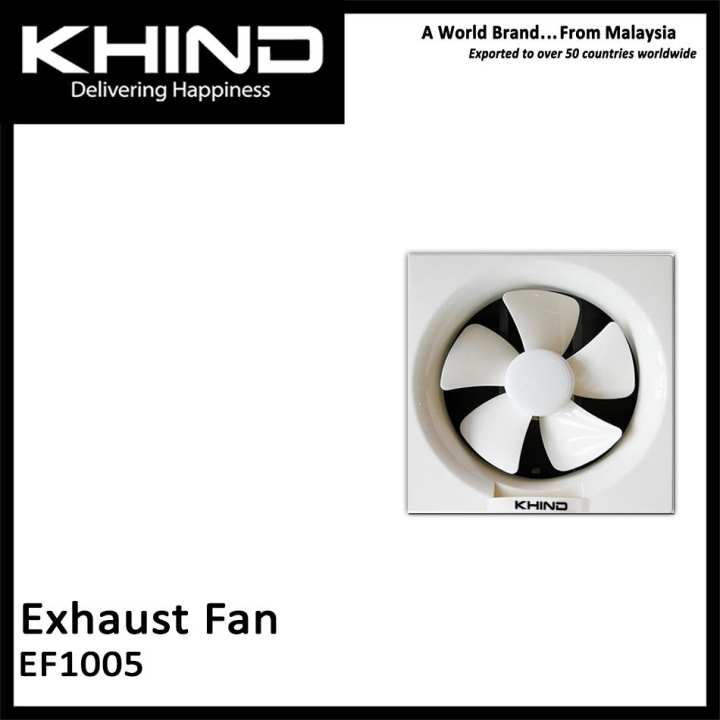 KHIND EF 1005 - Khind 10 Inches Exhaust Fan