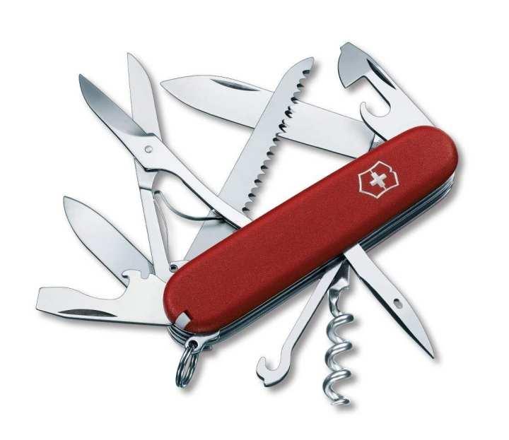 Victorinox Huntsman II Swiss Army Knife