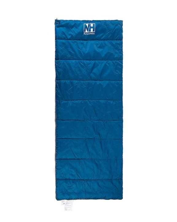 Outdoor Camping Light Weather Sleeping Bag  (Blue) - Naturehike