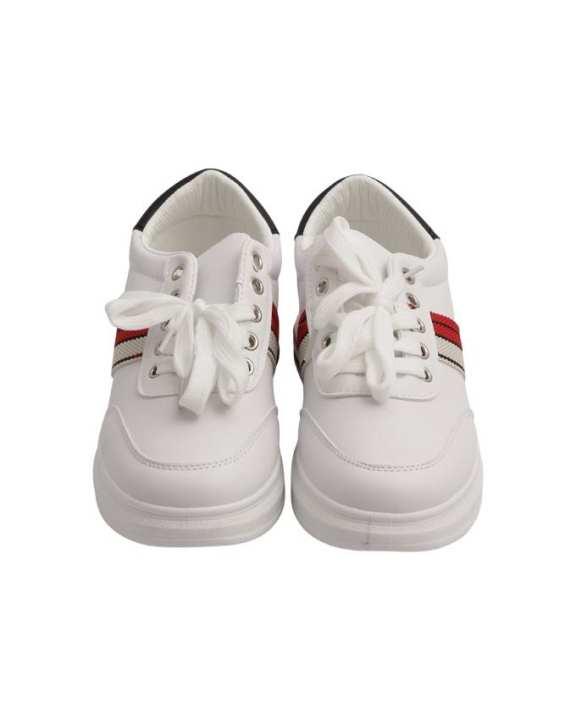 Rangoon Nine Plus Women's Casual Shoes - White