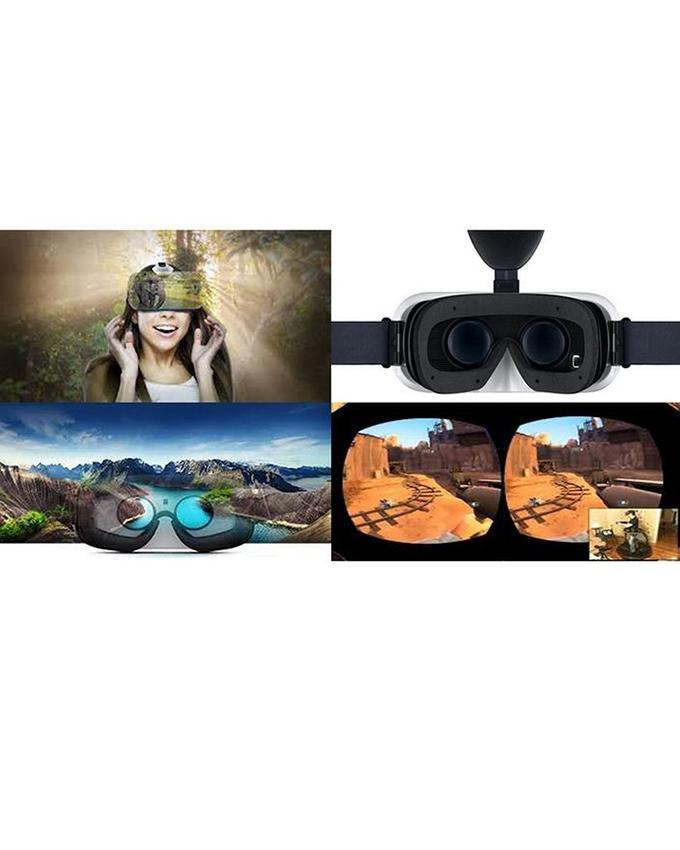 Harrier Royal VR Gear Cinema 3D