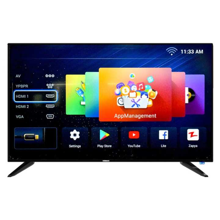 """Nibban LED-55SUHD Android 4KUHD Smart LED TV 55"""""""