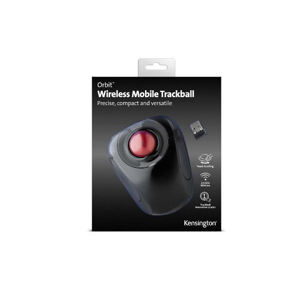 Kensington Orbit™ Wireless Mobile Trackball