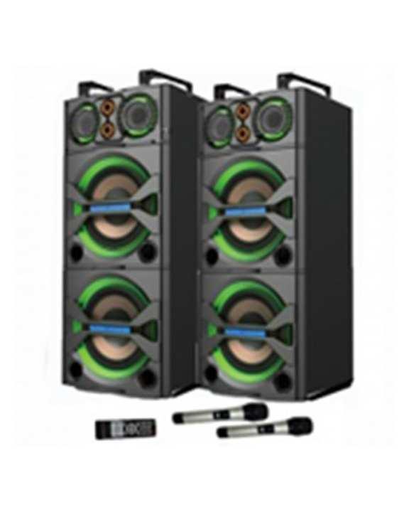 Sabaimart Speaker - Black (Warranty - 1 Year)