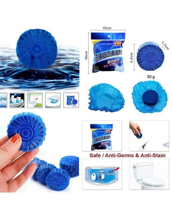 Toilet Water Cleanser (1pack =10 pcs)