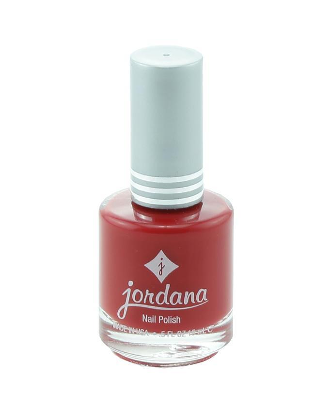 Jordana Nail Polish (Hot Red)