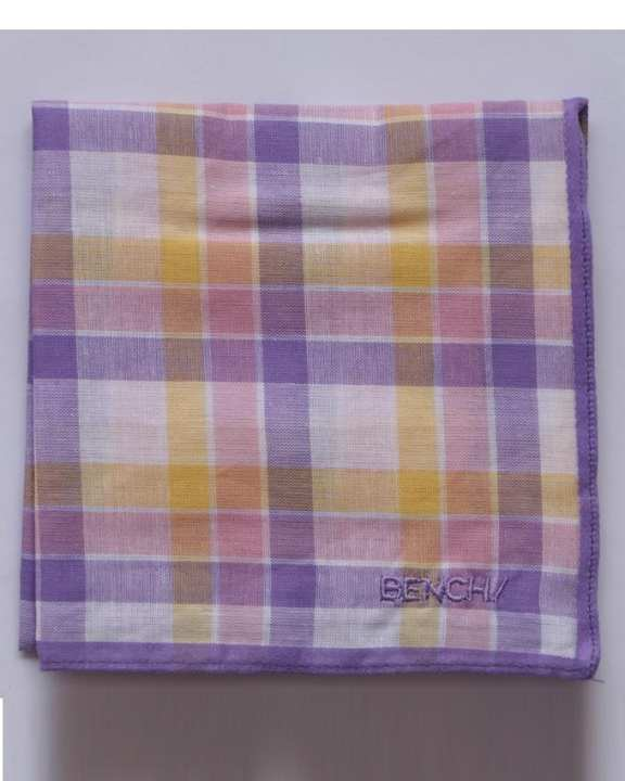 Bench Hanky - Yellow