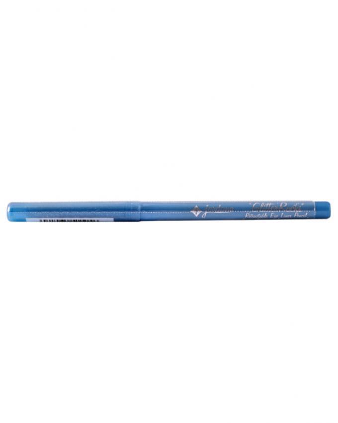 Jordana Glitter Rocks Retractable Eyeliner Pencil - Blues Rock