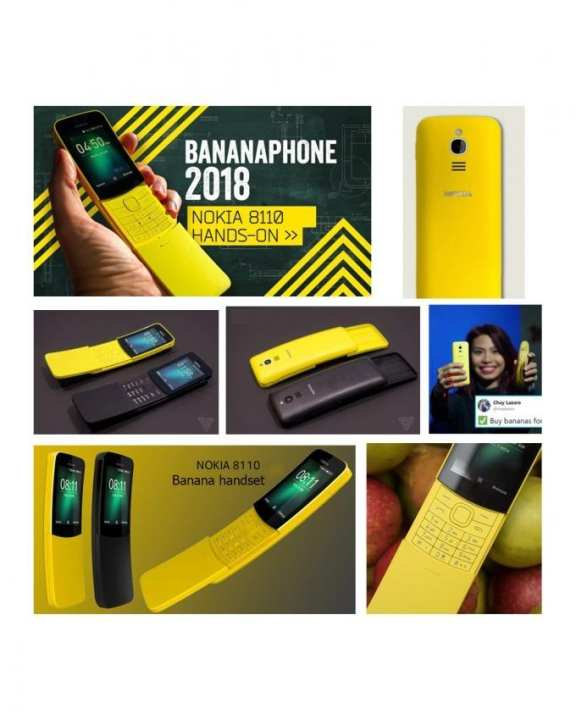 Harrier Nokia Banana Phone (First copy)