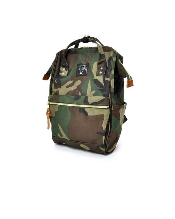 ANELLO Mouthpiece Mini Backpack - Camouflage