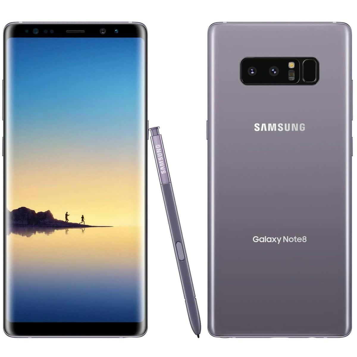 Samsung Galaxy Note 8 Smart Phone