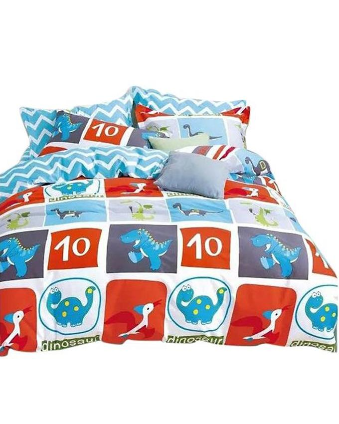 The Gift Bedding The Gift 4 Pieces Double Fitted with Quilt Cover (MS 50209)