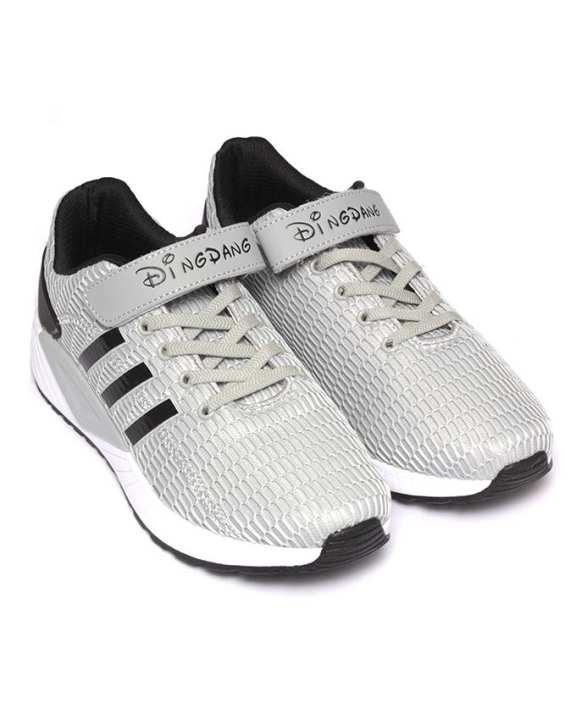 DINGDANG Boys' Wear Shoes - Grey