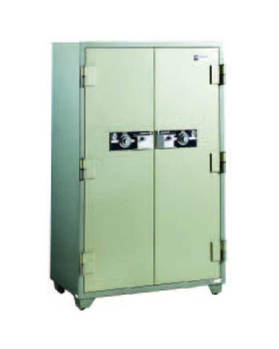 KING-DOM Dignified Fire Resisant Safe, 2 Doors Type