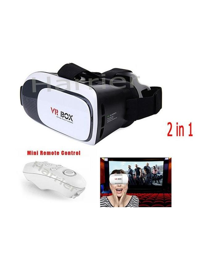 Harrier VR Box Version 2.0 with control remote