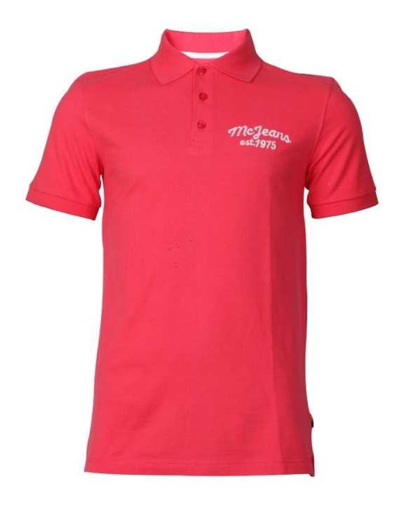 MC JEANS Men's Wear Sport Shirt -Pink