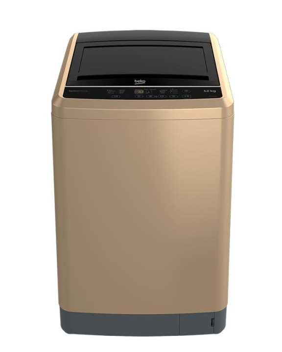 Beko WTL12019CH 12Kg (Top Loader) Washing Machine - Gold