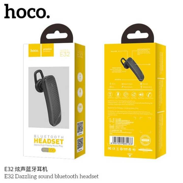 Hoco E32 Dazzling Sound Bluetooth Headset