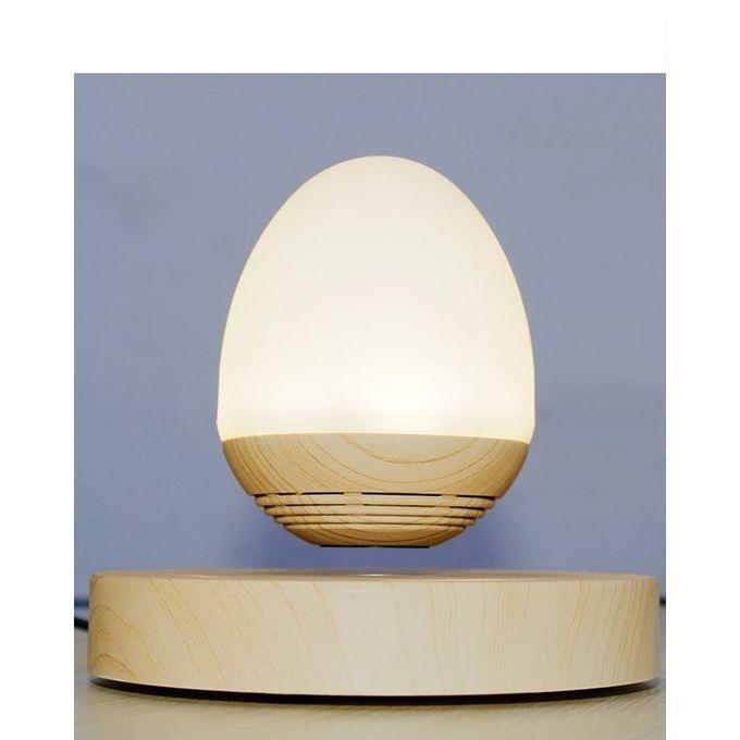 Rangoon Nine Plus CXF - 03 Levitating Speaker - White Egg