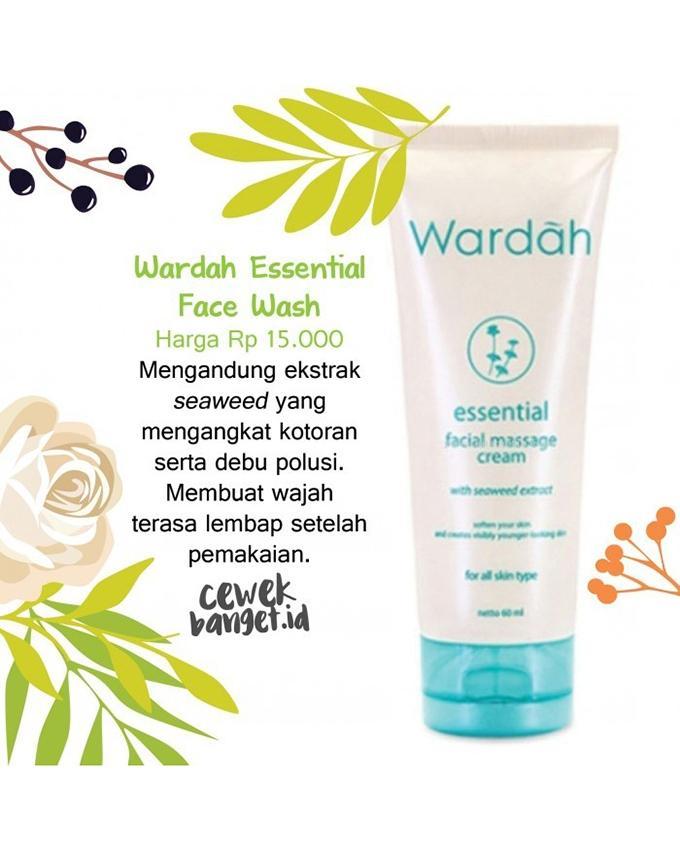 Essential Facial Wash