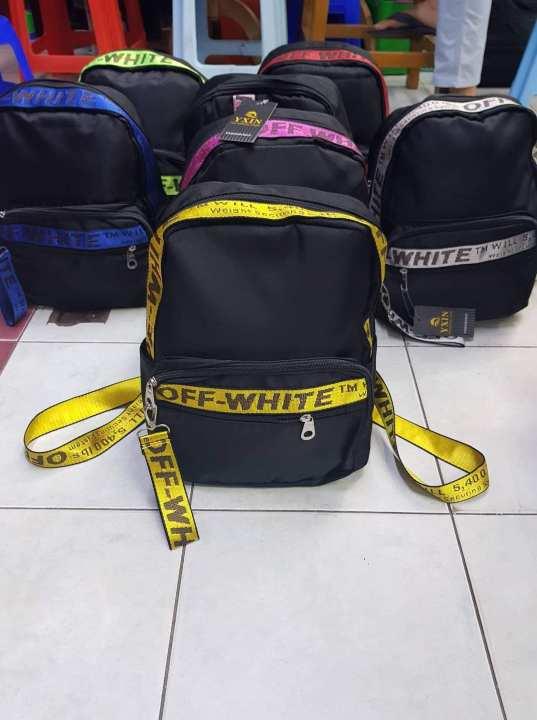 Style Back Bag