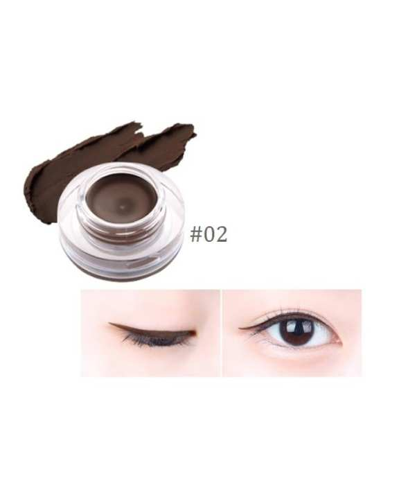Tonymoly Back Gel Eye Liner (4g) - #02