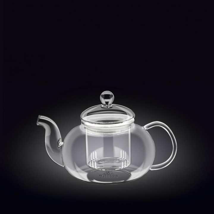 Wilmax Thermo Glass Tea Pot 20 OZ / 620 ML