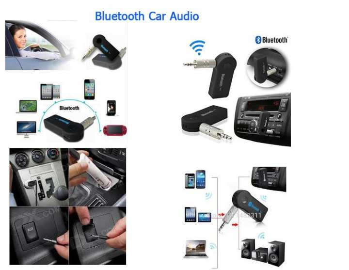 Car Bluetooth Audio